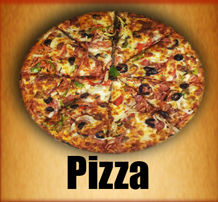 Pizza, Spare Ribs, Pasta, Salad, Divine Pizza Burpengary